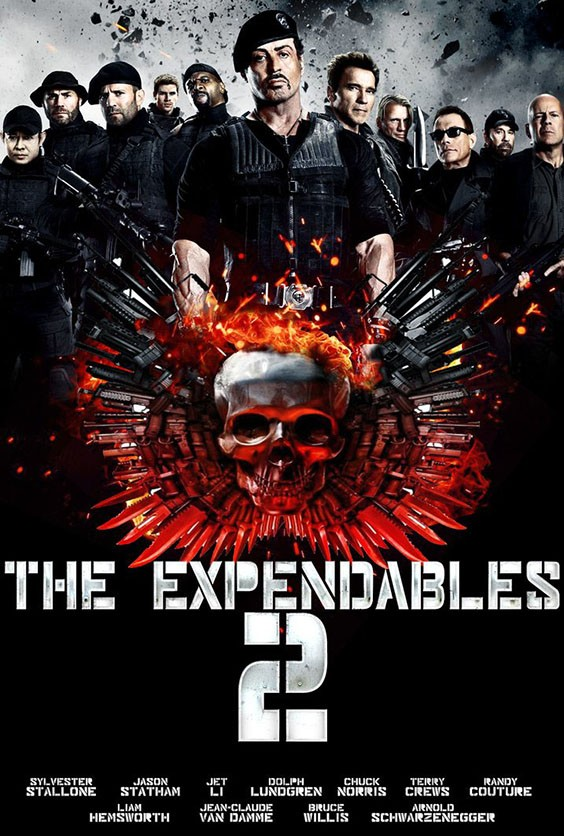 — The Expendables 2