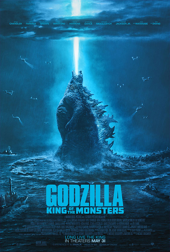 — Godzilla: King of the Monsters