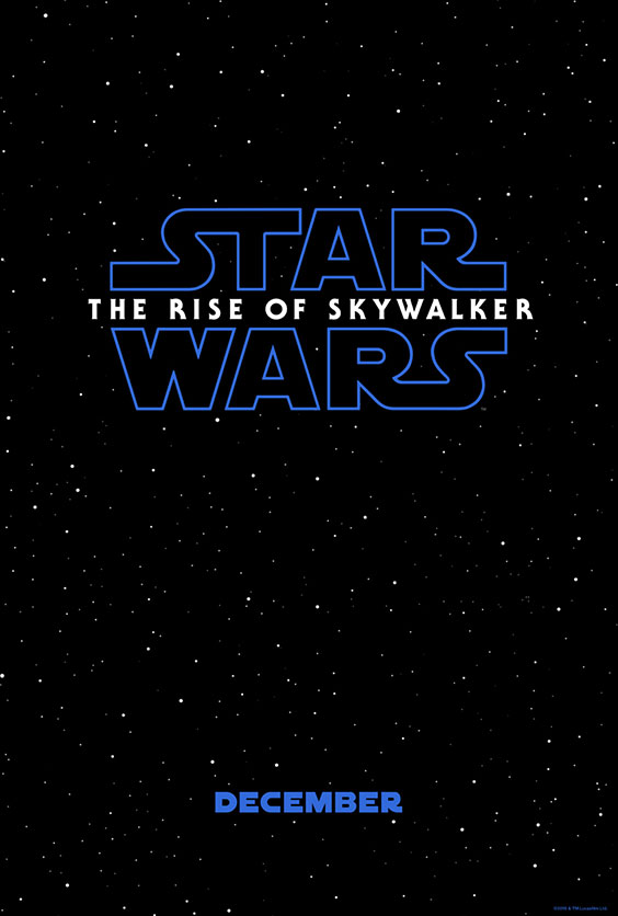 — Star Wars: The Rise of Skywalker Blake C.