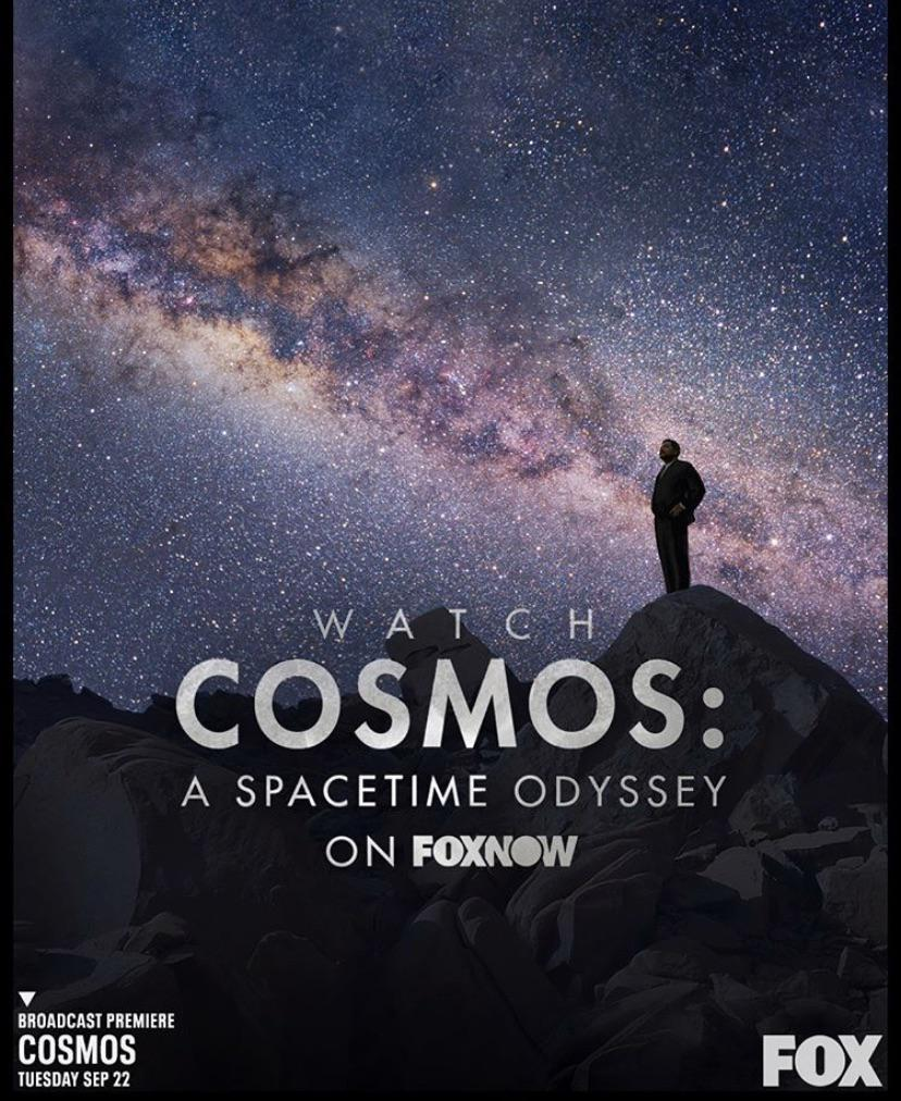 — COSMOS: A SpaceTime Odyssey, Standing Up In The Milky Way