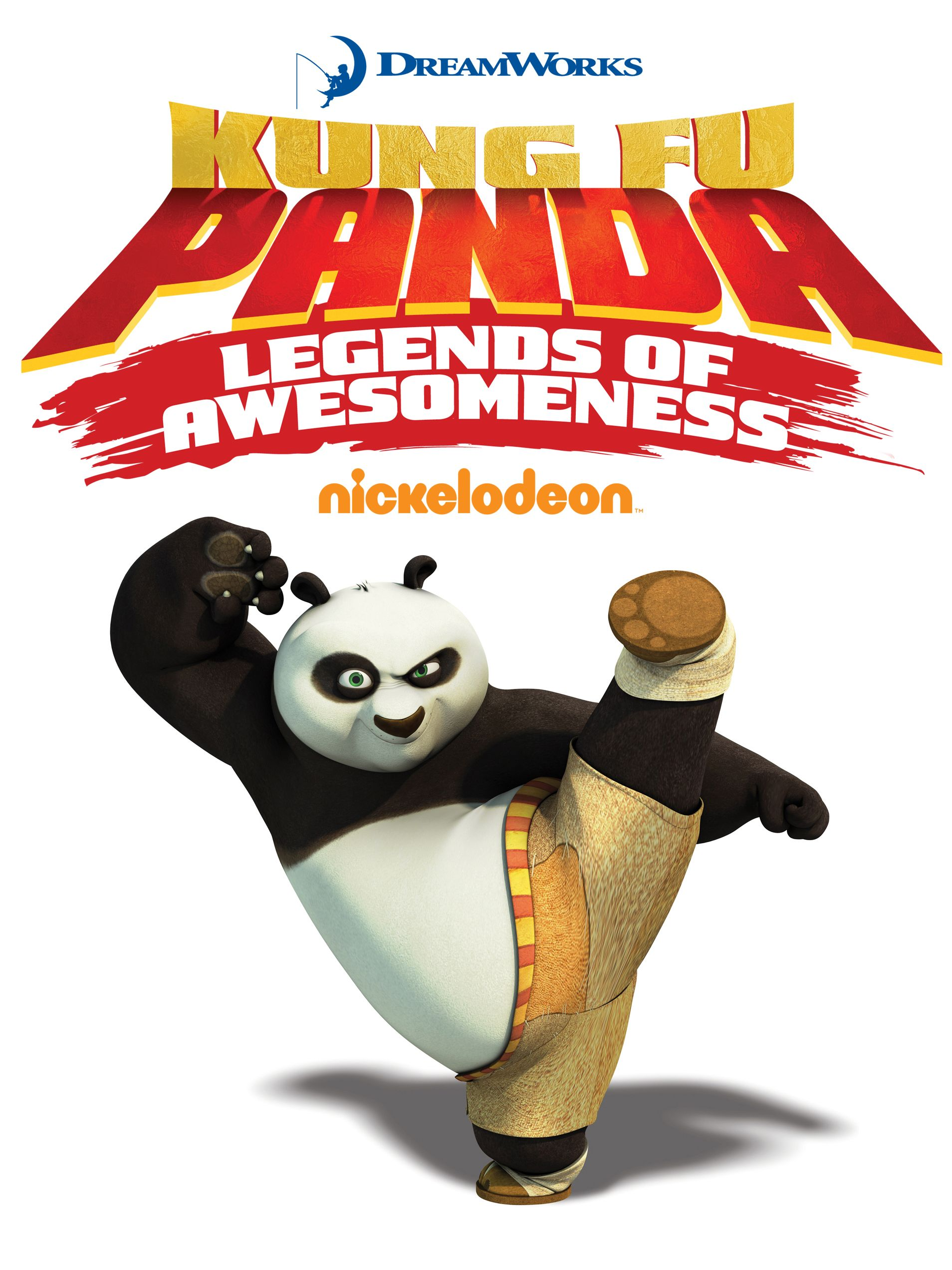 — Kung Fu Panda: Legend Of Awesomeness