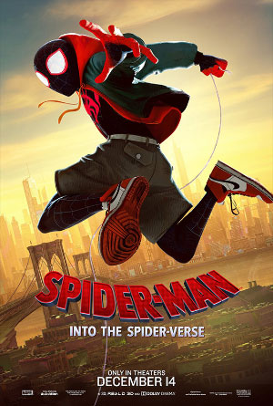 — Spiderman: Into the Spider-verse